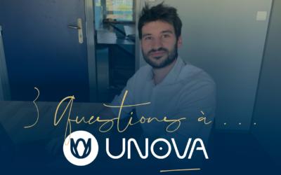 3 Questions à … Unova
