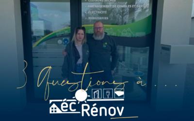 3 questions à … BC Eco Rénov