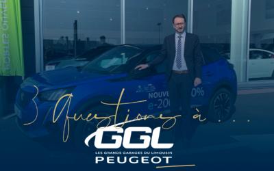 3 questions à… GGL Peugeot